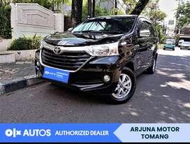 [OLX Autos] Toyota Avanza 2015 1.3 G A/T Bensin Hitam #Arjuna Tomang