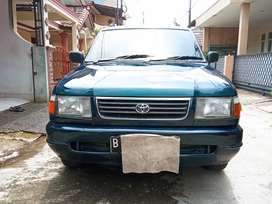 Toyota Kijang SSX 1997 Good Condition