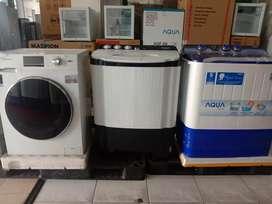 Kredit praktis mesin cuci all type cuma bayar admin 199.000