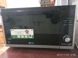 LG make microwave- MJ 3281CG