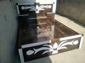 100%bajaj finance Brand new bed only factorey price