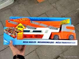 Mainan Anak - Hotwheels Transporter Truck - Mega Haulers Truck Mattel