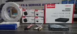Full set CCTV 2MP 2year warranty