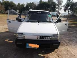Mehran vx/ 2008 A1 condition Islamabad