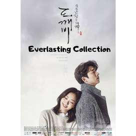 DVD Drama Korea Goblin Guardian The Lonely and Great God Korean Movie