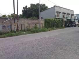 Tanah Lokasi Strategis di Jalan KH. Agus Salim