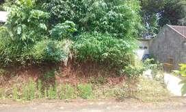 Dijual tanah luas 104 mtr, AJB,sebelahPerumahan Palem Asri,Bojong Gede
