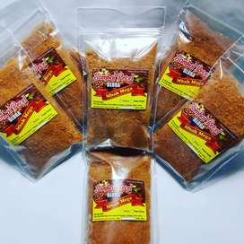 Sambel Pecel Blora Mbak Mega; Varian Pedas & Tak Pedas