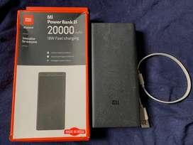 Mi 20000 Mah Power Bank (2i)