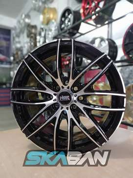 jual hsr wheel ring 15 utk mobil vios,city,mobilio,freed