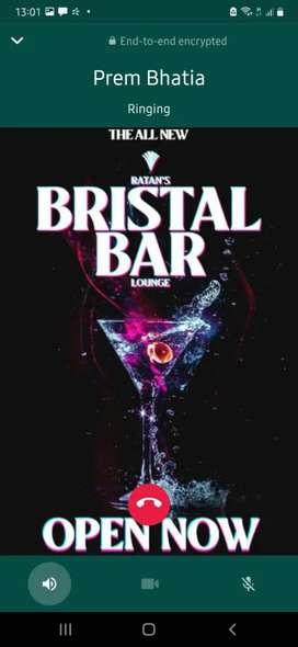 Bar service/Waiter