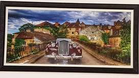 Wall framed Painting