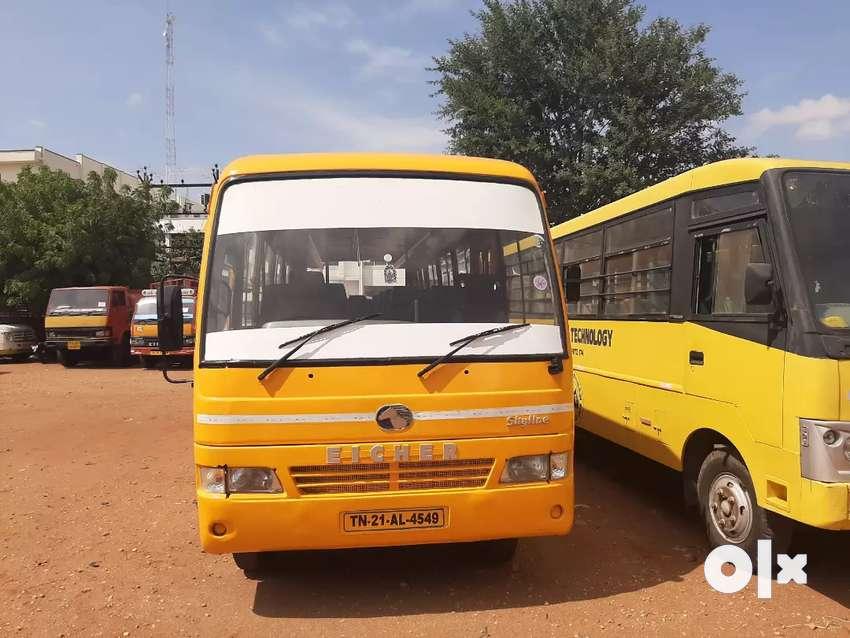 Eicher School bus 0