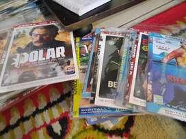 Jual berbagai kaset dvd