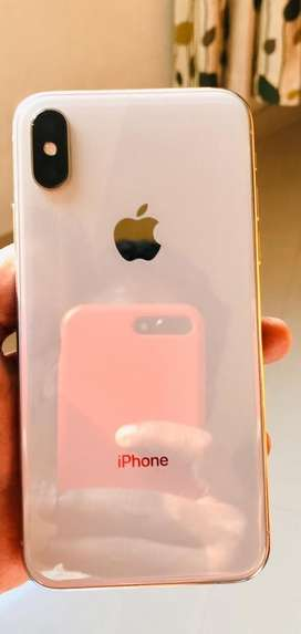 Iphone x(256gb)
