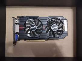 Asus Nvidia GeForce GTX 650TI 2GB Graphic Card