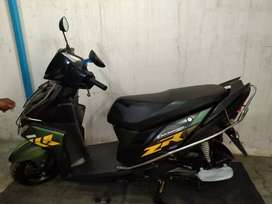 2018/Feb Yamaha RAY ZR single owner vechile at good condition
