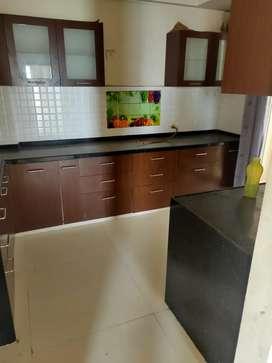 3bhk semi furnished flat for rent at Cedar luxuria