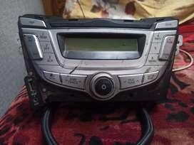 Original branded stereo in working condition