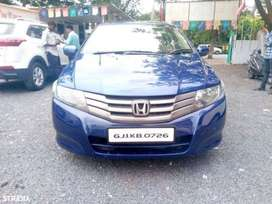 Honda City S, 2009, Petrol