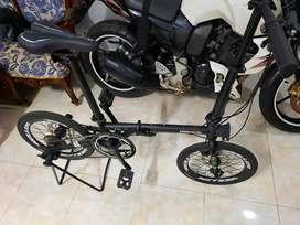 Jual murah sepeda pacific flux 7 hanyar 2 kali pakai