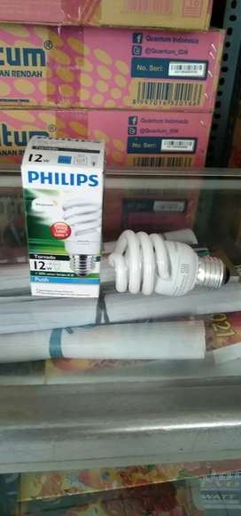 LAMPU PHILIP TORNADO 12WATT