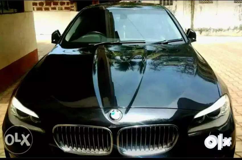 BMW 520d Luxury Line car 1st owner