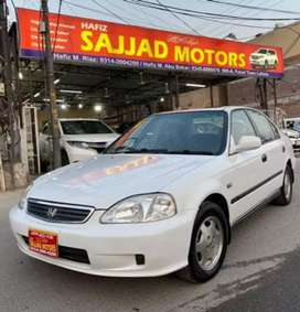 Honda Civic VTI Oriel Prosmetic Model 1999