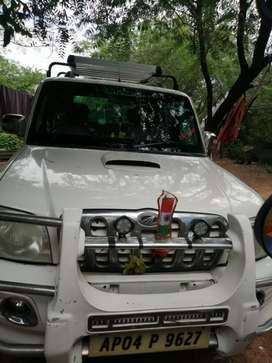 Mahindra Scorpio 2008 DieselI Good Condition