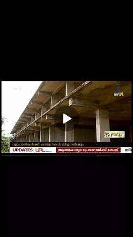 Rooms available for sale at sreekandapuram town&chengalai bus stop