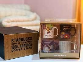 Gelas Starbuck Expreso initial kota Seoul