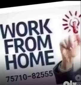 Earn unlimited money at home job