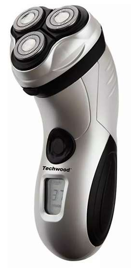 - Direct from Germany - Techwood Shaver, rechargeable,