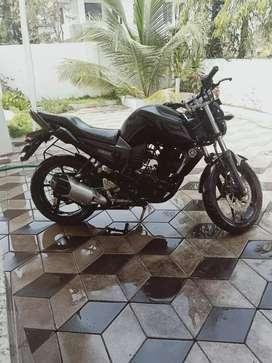 Yamaha fz           15000 km