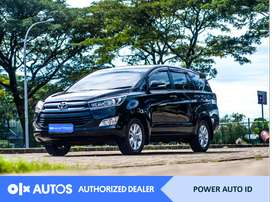 [OLXAutos] Toyota Innova 2016 V 2.0 Bensin A/T Hitam #Power Auto ID