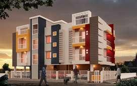 1 & 2 BHK Flats for sale at Ramapuram