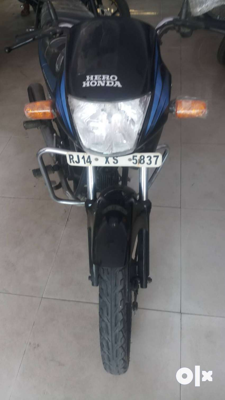 Good Condition Hero Honda  Passion Plus with Warranty |  5837 Jaipur 0