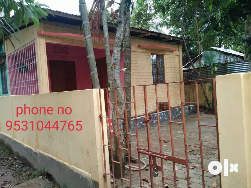 Plot with house 1080sq ft for sale purpose 0