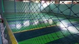 Jual lantai interlock futsal balikpapan