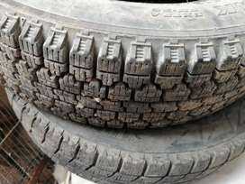 Used Tyre best for Mehran, HI roof, Coure & Alto