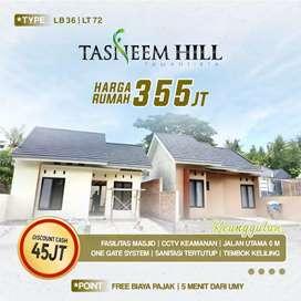 Rumah islam i Tasneem Hill Tamantrio