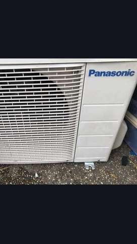 AC panasonic 1 PK harga plus pasang Grs 6 bulan dingin joss gandos