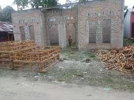 Jual Murah Tanah dan Bangunan Dekat Kota Lubuk Pakam