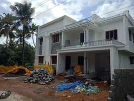 4bhk  villa with 8cents 2750sqft,  Amala -Thrissur