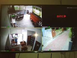 Best of camera cctv security sistem 2Mp harga all in