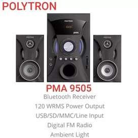 PROMO Speaker Multimedia Polytron PMA-9505 Bluetooth