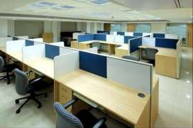 1400sq.ft fully furnished office for rent near dharampeth