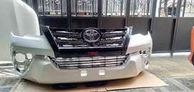 Bumper fortuner/ engine hood fortuner trd vrz