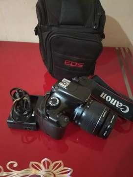 Dijual Kamera Dslr Canon eos 1100d kit 18-55mm