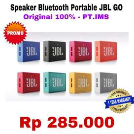 JBL GO Speaker Portable Bluetooth Original PT IMS Garansi 1 Tahun